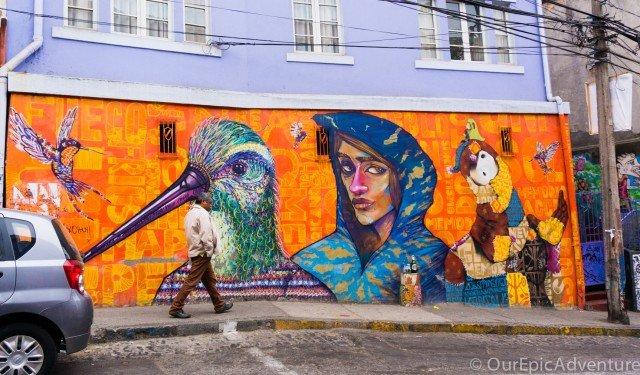 street-art- valparaiso-chile