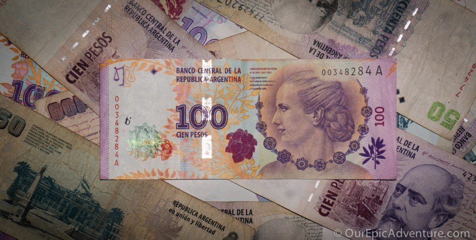 Argentinian Peso: On the Ground