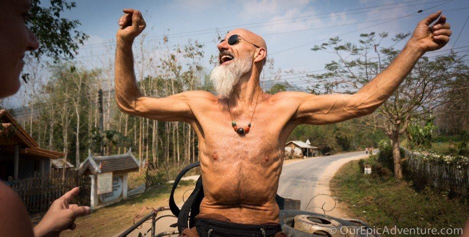 Angels & Freaks of Thai Massage Circus
