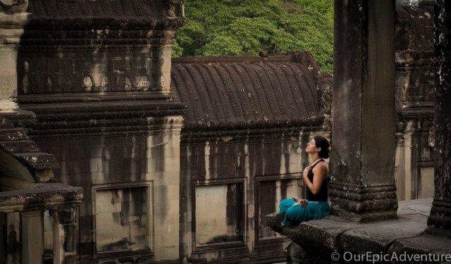Vegas in Cambodia: Siem Reap & Angkor Wat