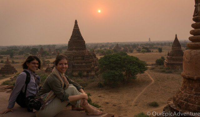 Bagan:  An Ancient World in Active Use