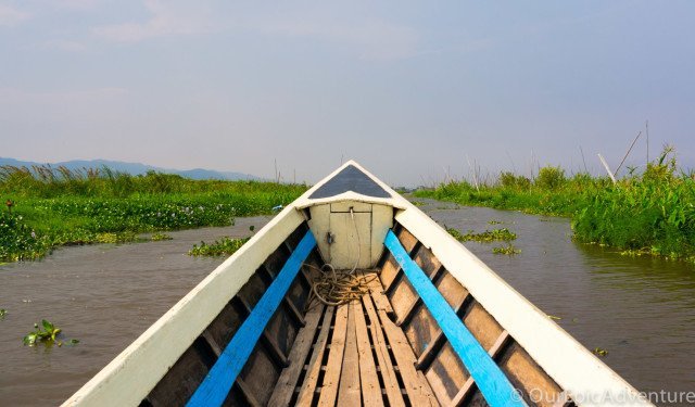 """Stuff White People Like"" in Inle Lake, Myanmar"