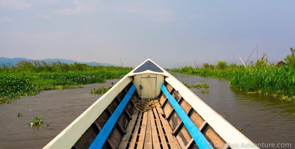 """Stuff White People Like"" in Inle Lake, Myanmar"