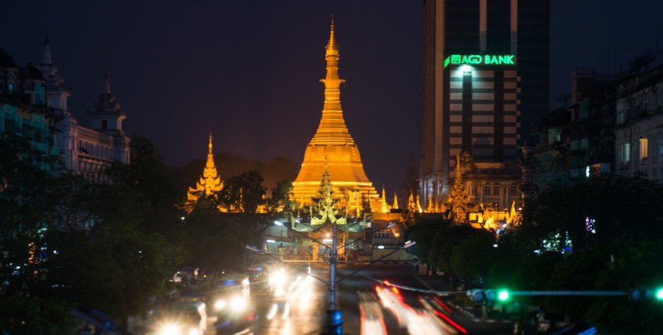 Yangon, Myanmar… Welcome to the friendliest country in the world!
