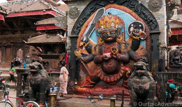 Kathmandu: Squalor or Shangri-La?
