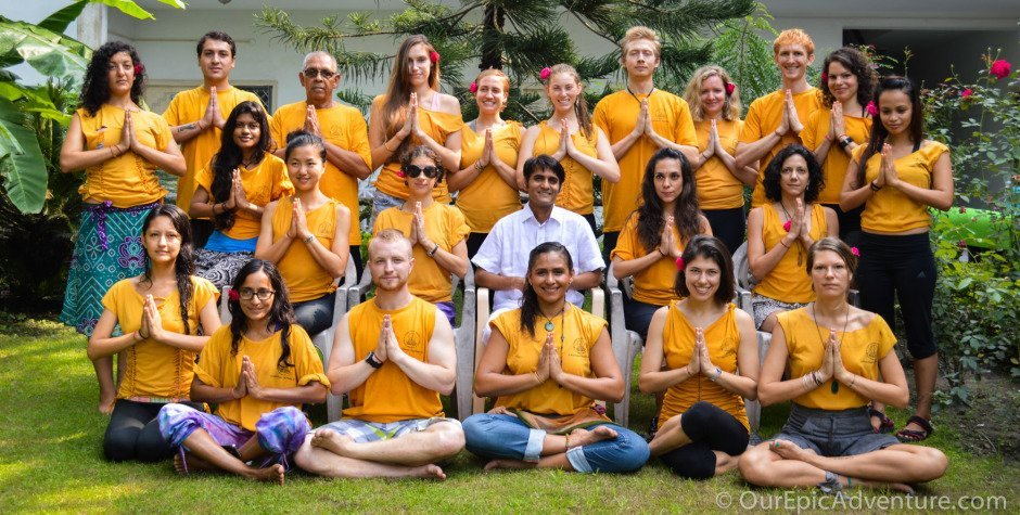 Yoga Studies with Rishikesh Yog Peeth