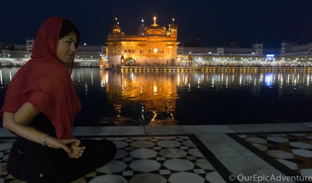 The holy elixir of Amritsar's Golden Temple