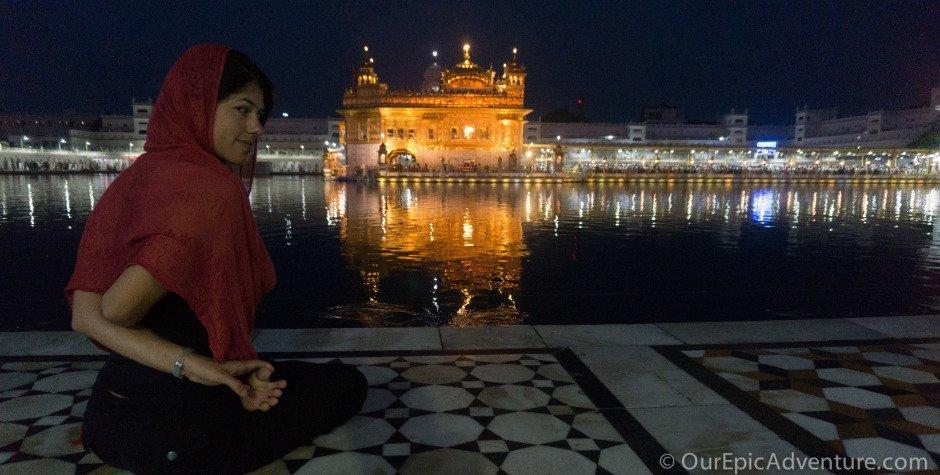 The holy elixir of Amritsar's Golden Temple
