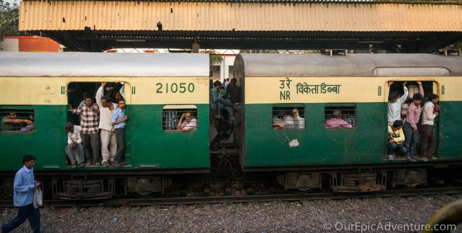 Delhi: Two days to see India's urban side